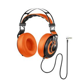 Headphone Premium Laranja Wired Large