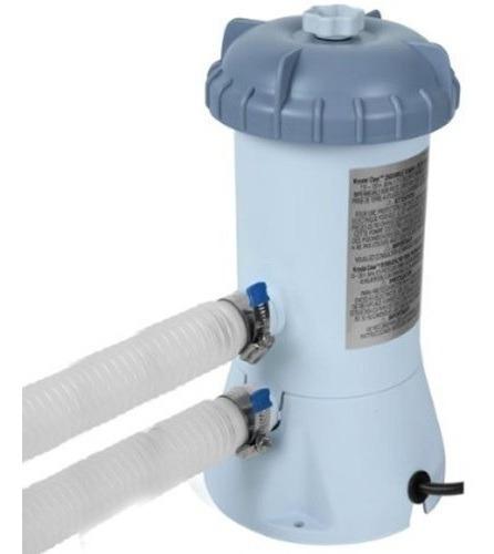 Bomba Filtrante Para Piscina Intex Filtro 3.785l/h 110v