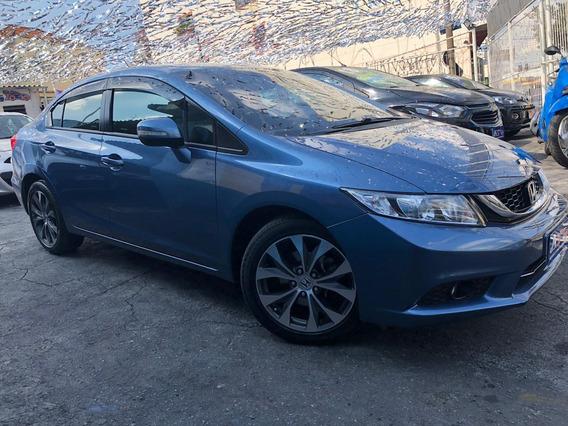 Honda Civic 2.0 Lxr Flex Aut. 4p 2015