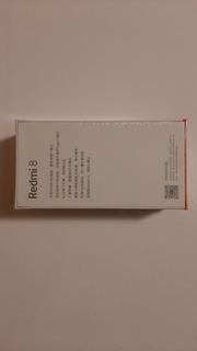 Xiaomi Redimi 8 64gb+4gb Ram Cinza / Novo Lacrado /