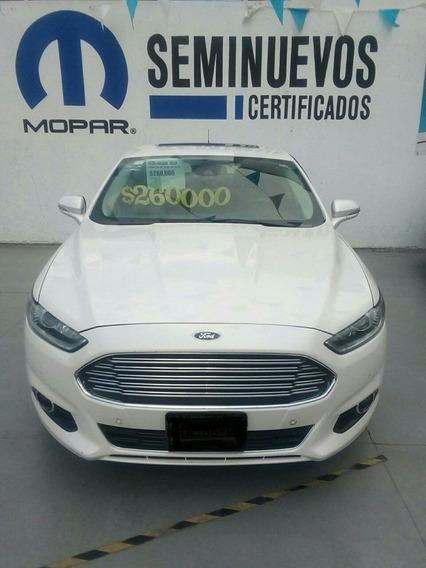 Ford Fusion 2015 2.0 Titanium Plus At
