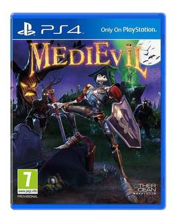 Medievil Ps4 - Playstation 4 - Ps4