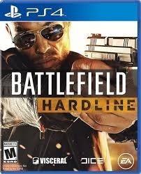 Juego Battlefield Hardline Ps4 Usado