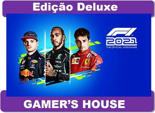 Imagem 1 de 9 de F1 2021 Deluxe Edition (campanha) - Steam Pc Digital