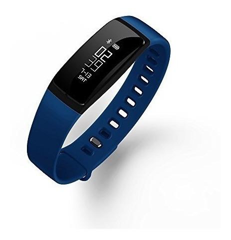 V07 Reloj Inteligente Deportes Monitor De Presión Sanguínea