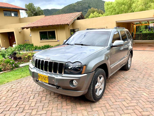Jeep Grand Cherokee Limited 2006 Blindada Nivel 3