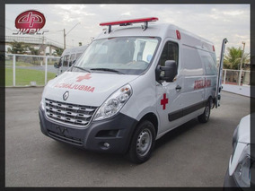 Renault Master 2.3 Ambulância L2h2 0km