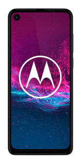 Celular Libre Motorola One Action 6,3 Blanco
