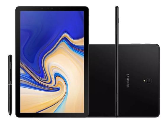 Tablet Samsung Galaxy Tab S4 Sm-t835 64gb De 10.5 - Preto