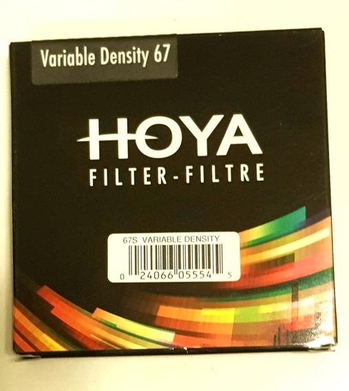Filtro Hoya 67mm Densidade Variável 3-400
