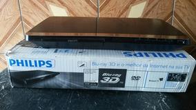 Blu-ray 3d Philips Bdp5600 (com Defeito)