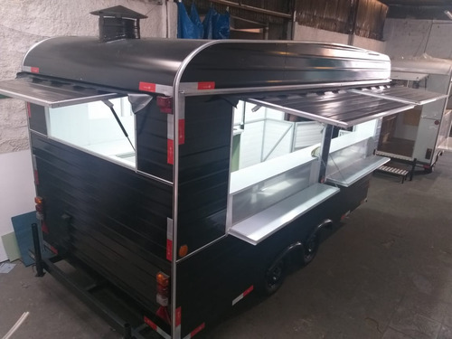 Food Truck Trailer - 4x2  2020 Novo - Pronta Entrega!!! 0 Km