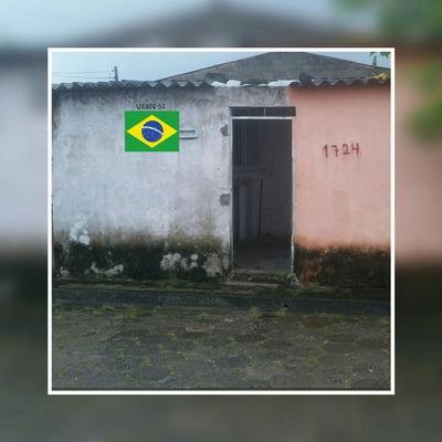 Casa À Venda Simples 800 Metros Da Pista.ref. 0545 M H