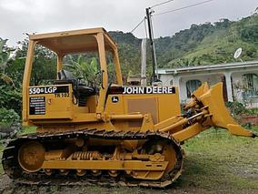 Tractor De Oruga John Deree