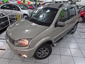 Ford Ecosport 1.6 Xlt Freestyle Flex 2011 Completo 69000 Km