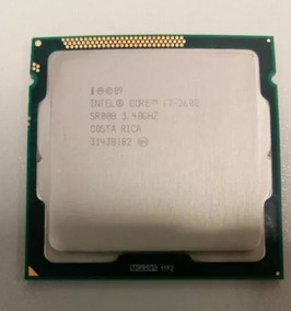 Intel Core I7 2600 3.4 Ghz