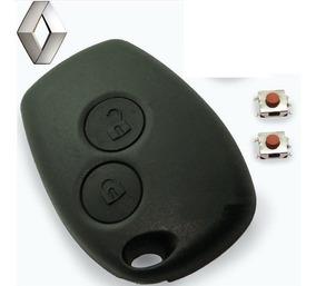 Capa Chave Telecomando Renault Sandero Logan Duster + Botões