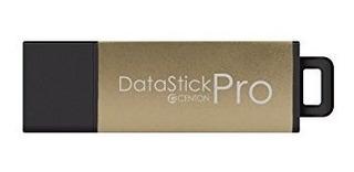 Centon Usb 2.0 Datastick Pro (dorado Metalico), 128 Gb
