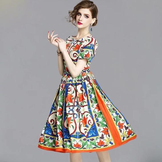 Vestido Moda Evangélica Coleção Princesa Social Festas Midi