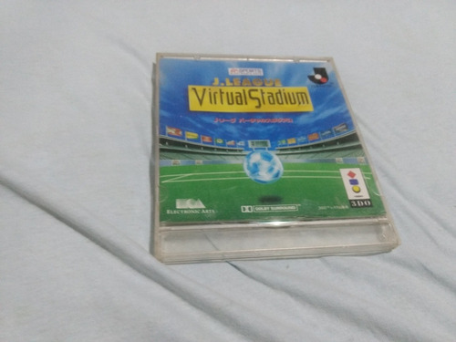 J.league Virtual Stadium Para 3do