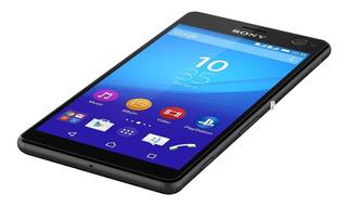 Celular Smartphone Sony Xperia C4 E5303 Preto Vitrine