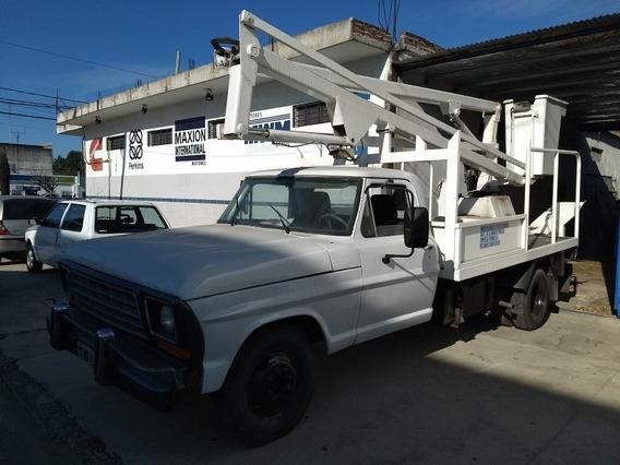 Hidroelevador Con Ford F-350