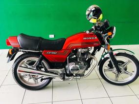 Honda Cb400 1981 Japan