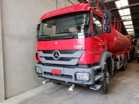 Mercedes-benz Axor 3131 Pipa Gascom Completo 20.000 Litros