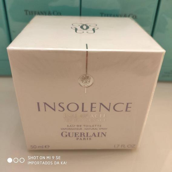 Perfume Guerlain Insolence Eau Glacée 50ml - Raro - Lacrado