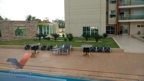 Apartamento 3 Quartos Para Venda Em Palmas, Plano Diretor Sul, 3 Dormitórios, 1 Suíte, 2 Banheiros, 2 Vagas - 50339