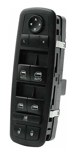 Interruptor Mando Eleva Vidrios Jeep Cherokee Kk Control