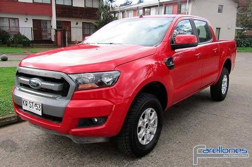 Ford Ranger 3.2 Mt 4x4 Dsl Xlt 2019 Kwst53