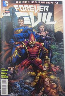 Dc Forever Evil 2 Comic Televisa #2 Español