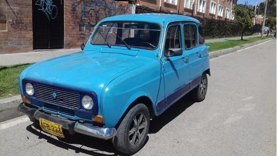 Renault R4 En Soacha