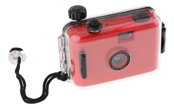 Câmera À Prova D'água Filme 35mm Lomo Com O Caso , 16ft