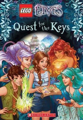 Quest For The Keys Lego Elves