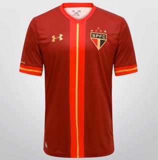 Camisa São Paulo Iii S/nº-torcedor Under Armour - Vinho