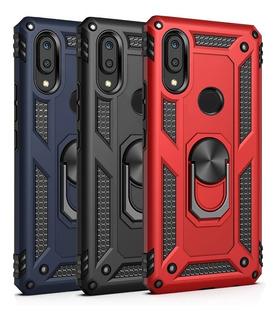 Pack Carcasa Soporte Antigolpes Xiaomi Redmi Note 7/mica Vid
