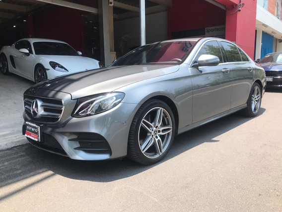 Mercedes Benz E250 2019 Blindada Nivel 3
