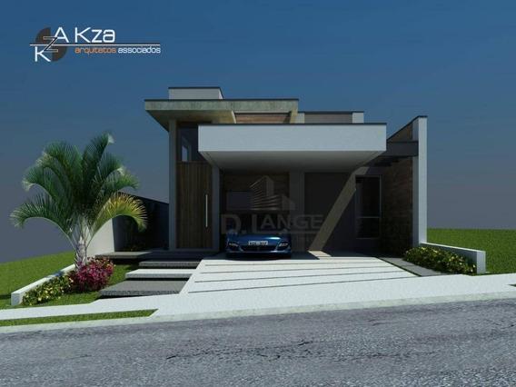 Casa Com 3 Dormitórios À Venda, 218 M² Por R$ 1.190.000,00 - Swiss Park - Campinas/sp - Ca12545