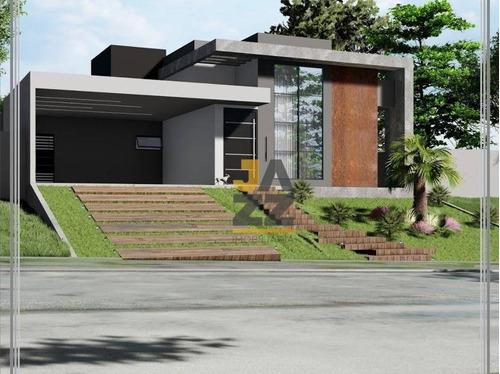 Imagem 1 de 26 de Casa Com 3 Quartos À Venda, 232 M² Por R$ 1.650.000 - Condominio Figueira Garden - Atibaia/sp - Ca13197