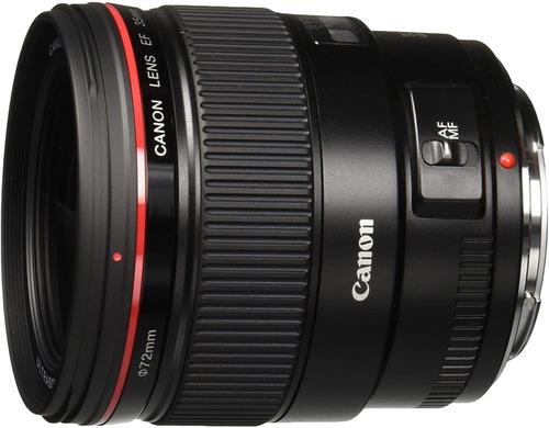 Lente Canon Ef 35mm F/1.4 Usm L-series Grande Angular 1.4