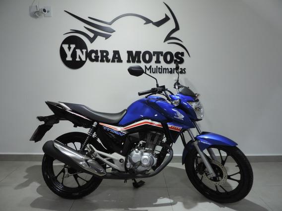 Honda Cg 160 Titan 2019 Flex Linda
