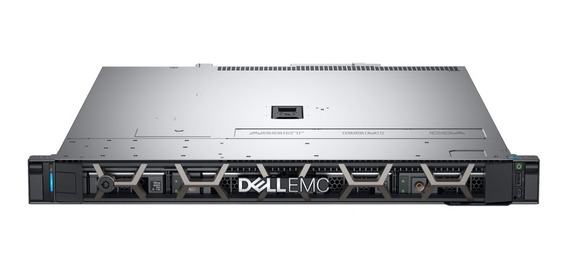 Servidor Rack Dell Poweredge R240 Xeon 32gb 4tb Gtia Cuotas