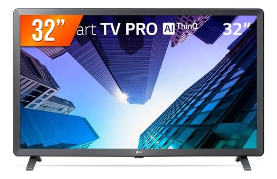 Smart Tv 32 Polegadas Lg 32lm621c Conversor 3hdmi 2usb Wifi