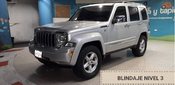 Jeep Cherokee Limited 4x4 Blindada