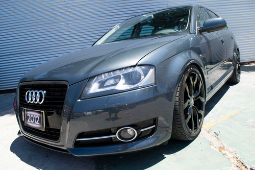 Audi A3 Sportback 1.8 T Fsi Mt Griff Cars