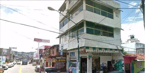 Imagen 1 de 15 de Edificio En Col. Centro Calle Aquiles Serdan