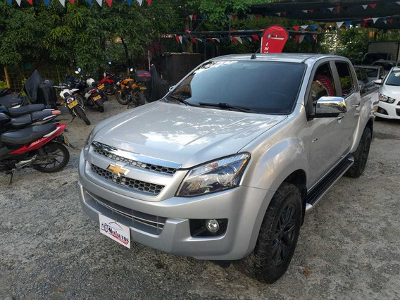 Chevrolet D-max 2016,45000kms,mecan,gris Plata 2.5cc