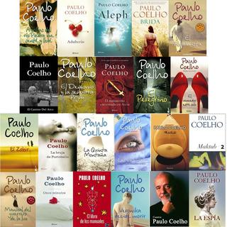 Colección 22 Libros Digitales Paulo Coelho Pdf